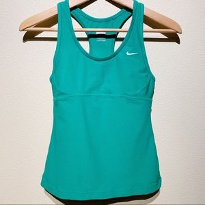 Nike Dri-Fit Airborne Tank Top W/ Built in Bra XS